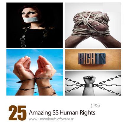 دانلود تصاویر با کیفیت حقوق بشر از شاتر استوک - Amazing ShutterStock Human Rights