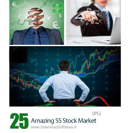 دانلود تصاویر با کیفیت بازار بورس از شاتر استوک - Amazing ShutterStock Stock Market