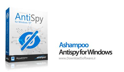 Ashampoo Antispy for Windows جلوگیری از مصرف غیرمجاز اینترنت ویندوز 10