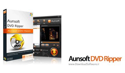 دانلود Aunsoft DVD Ripper نرم افزار ریپ فایل های DVD