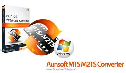 دانلود Aunsoft MTS/M2TS Converter نرم افزار مبدل فرمت MTS و M2TS