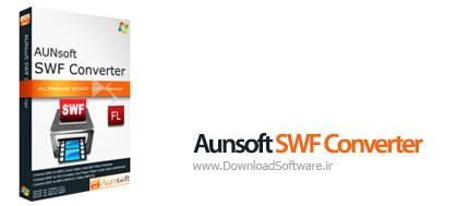 دانلود Aunsoft SWF Converter نرم افزار مبدل فایل فلش