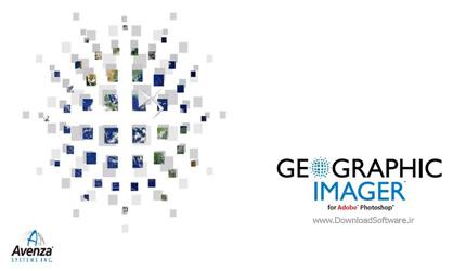 دانلود Avenza Geographic Imager for Photoshop نرم افزار کار با تصاویر ماهواره ای