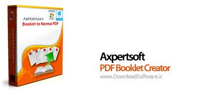 دانلود Axpertsoft PDF Booklet Creator نرم افزار ساخت کتابچه و جزوه