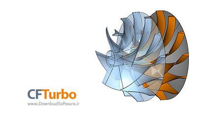 دانلود CFTurbo نرم افزار طراحی توربین و فن