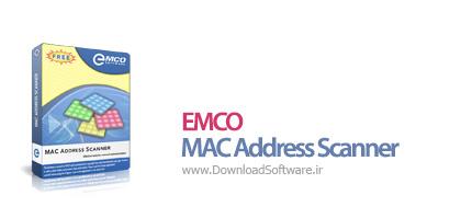 دانلود EMCO MAC Address Scanner نرم افزار اسکن مک آدرس شبکه