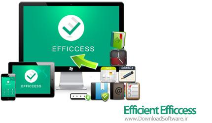 دانلود نرم افزار Efficient Efficcess - نرم افزار یادآوری و مدیریت اطلاعات