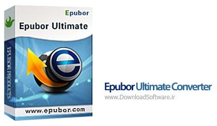 دانلود Epubor Ultimate Converter نرم افزار مبدل کتاب های EPUB و PDF