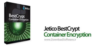 دانلود Jetico BestCrypt Container Encryption نرم افزار محافظت از فایل ها