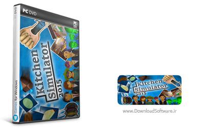 دانلود بازی Kitchen Simulator 2015 برای PC