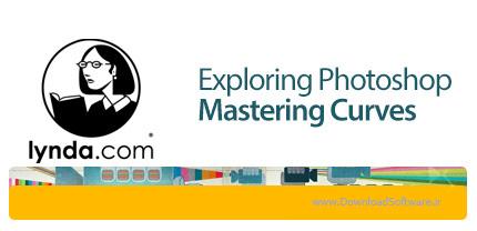 دانلود آموزش مدیریت ابزار Curves در فتوشاپ از لیندا - Lynda Exploring Photoshop Mastering Curves