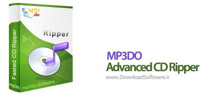 دانلود MP3DO Advanced CD Ripper نرم افزار ریپ فایل های صوتی