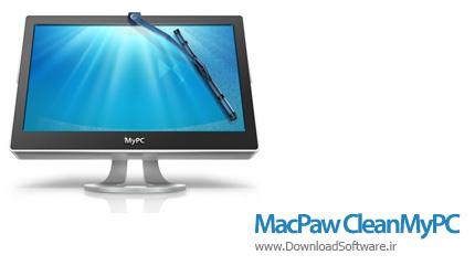 دانلود MacPaw CleanMyPC نرم افزار تعمیر و نگهداری ویندوز