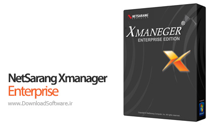 NetSarang-Xmanager-Enterprise-downloadsoftware.ir