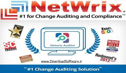 دانلود Netwrix Auditor Enterprise - نرم افزار تغییر و پیکربندی پلتفرم ممیزی یا ارزیابی
