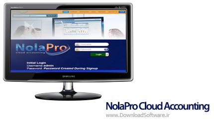 دانلود NolaPro Cloud Accounting نرم افزار حسابداری