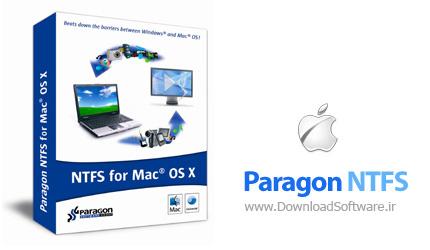 دانلود Paragon NTFS MacOSX - برنامه خواندن و نوشتن فرمت NTFS ویندوز تحت OSX برای مک