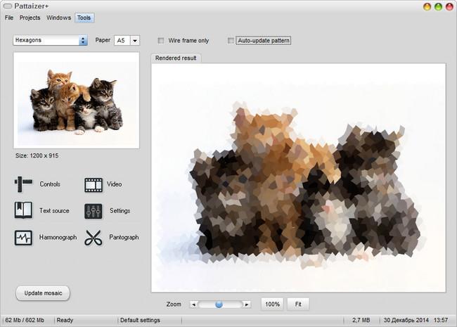 دانلود Pattaizer+ نرم افزار افکت دادن به تصاویر