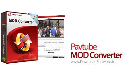 دانلود Pavtube MOD Converter نرم افزار مبدل فایل MOD