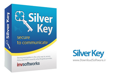 دانلود برنامه Silver Key - نرم افزار رمزگذاری فایل