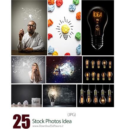 دانلود تصاویر با کیفیت ایده های جدید خلاقانه - Stock Photos Idea