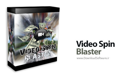 دانلود Video Spin Blaster نرم افزار ایجاد ویدئو های با کیفیت در عرض چند ثانیه