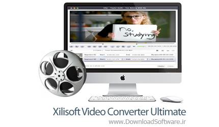 دانلود Xilisoft Video Converter Ultimate MacOSX - نرم افزار تبدیل کننده فایل های ویدیو و صوتی برای مک