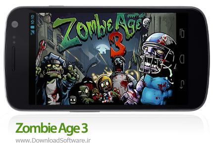 دانلود بازی Zombie Age 3 – عصر زامبی ها 3 برای اندروید