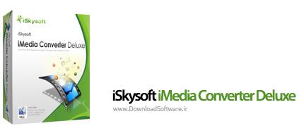 دانلود iSkysoft iMedia Converter Deluxe نرم افزار مبدل ویدیویی