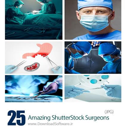 دانلود تصاویر با کیفیت جراحی، اتاق عمل، جراح و ... از شاتر استوک - Amazing ShutterStock Surgeons