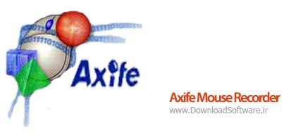 دانلود Axife Mouse Recorder نرم افزار ضبط فعالیت های موس