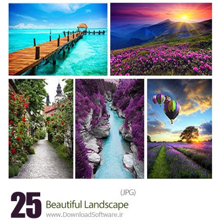 دانلود تصاویر با کیفیت مناظر زیبای طبیعت - Beautiful Landscape