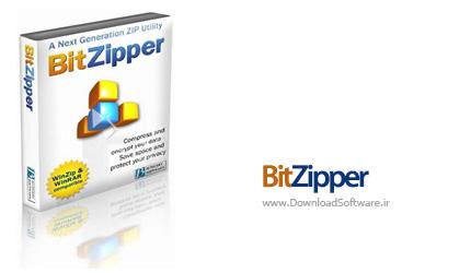 دانلود BitZipper نرم افزار فشرده سازی نوین