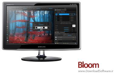 دانلود Bloom نرم افزار ویرایش و فیلتر تصاویر