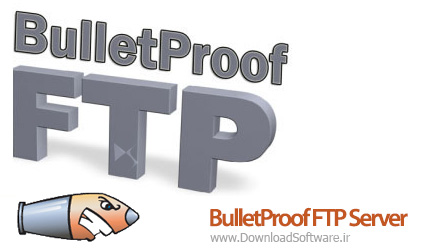 دانلود BulletProof FTP Server نرم افزار ایجاد و مدیریت سرور FTP