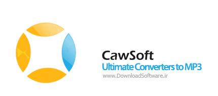 دانلود CawSoft Ultimate Converters to MP3 نرم افزار مبدل فایل MP3