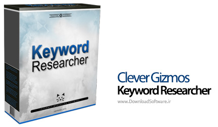 دانلود Clever Gizmos Keyword Researcher نرم افزار بررسی کلید واژه ها