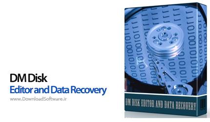 دانلود DM Disk Editor and Data Recovery نرم افزار بازیابی اطلاعات
