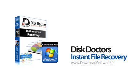 دانلود Disk Doctors Instant File Recovery نرم افزار ریکاوری فایل ها