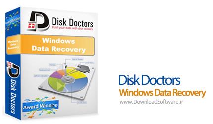 دانلود Disk Doctors Windows Data Recovery نرم افزار بازیابی اطلاعات