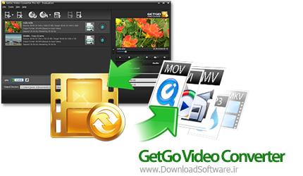 دانلود GetGo Video Converter نرم افزار مبدل ویدئویی