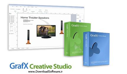 دانلود Grafx Creative Studio - نرم افزار ساخت انیمیشن های زیبا