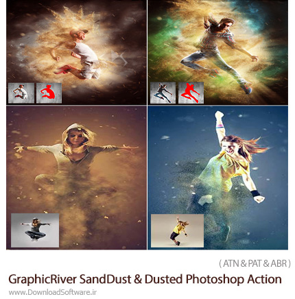 GraphicRiver-SandDust-And-Dusted-Photoshop-Action-cover