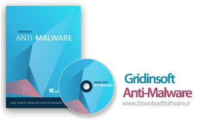 دانلود Gridinsoft Anti-Malware نرم افزار حذف ویروس و تروجان