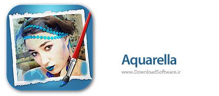 دانلود JixiPix Software Aquarella نرم افزار تبدیل تصاویر به حالت آبرنگی