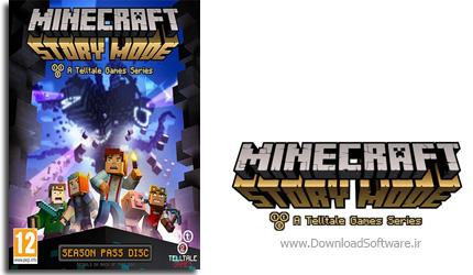 دانلود بازی Minecraft Story Mode Episode 1 برای PC