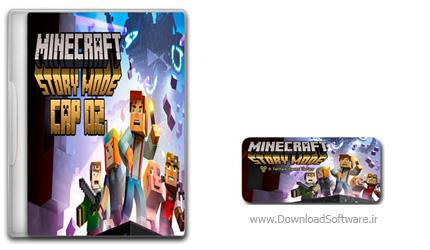 دانلود بازی Minecraft Story Mode Episode 2 برای PC