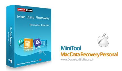 دانلود MiniTool Mac Data Recovery Personal نرم افزار بازیابی اطلاعات مک