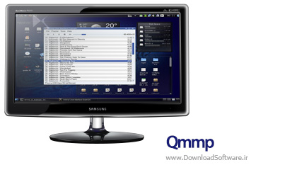 دانلود Qmmp + Skins نرم افزار پلیر صوتی