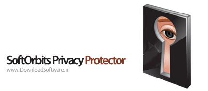 دانلود SoftOrbits Privacy Protector for Windows نرم افزار حفظ حریم خصوصی در ویندوز 10